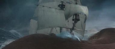Приключения Тинтина: Тайна Единорога скрин