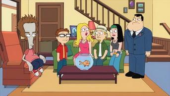 Американский папаша 7 сезон смотреть онлайн скриншот 4