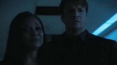 Касл 4 сезон смотреть онлайн скриншот 2
