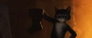Кот в сапогах кадр