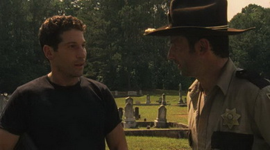 Ходячие мертвецы 2 сезон смотреть онлайн скриншот 4