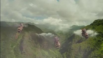 Путешествие 2: Таинственный остров кадр