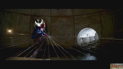 Новый Человек паук скриншот