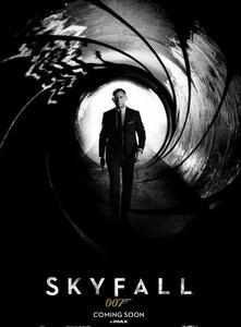 007: Координаты Скайфолл 2012
