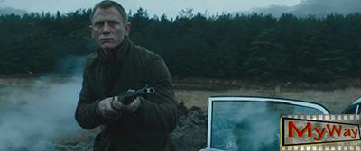 007: Координаты Скайфолл 2012 кадр