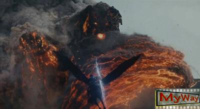 Гнев Титанов 2012 кадр
