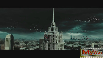 Москва 2017 кадр