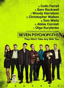 Семь психопатов 2012