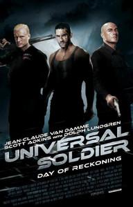 Универсальный солдат 4 2012