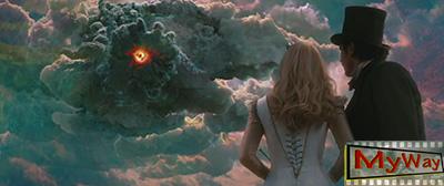 Оз: Великий и Ужасный 2013 кадр