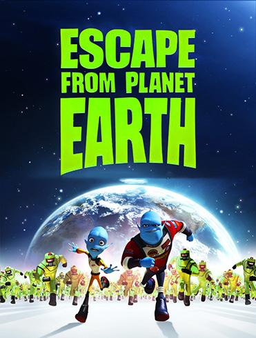 Побег с планеты Земля