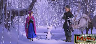 Холодное сердце 2013 кадр