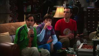 Теория большого взрыва 5 сезон смотреть онлайн скриншот 3